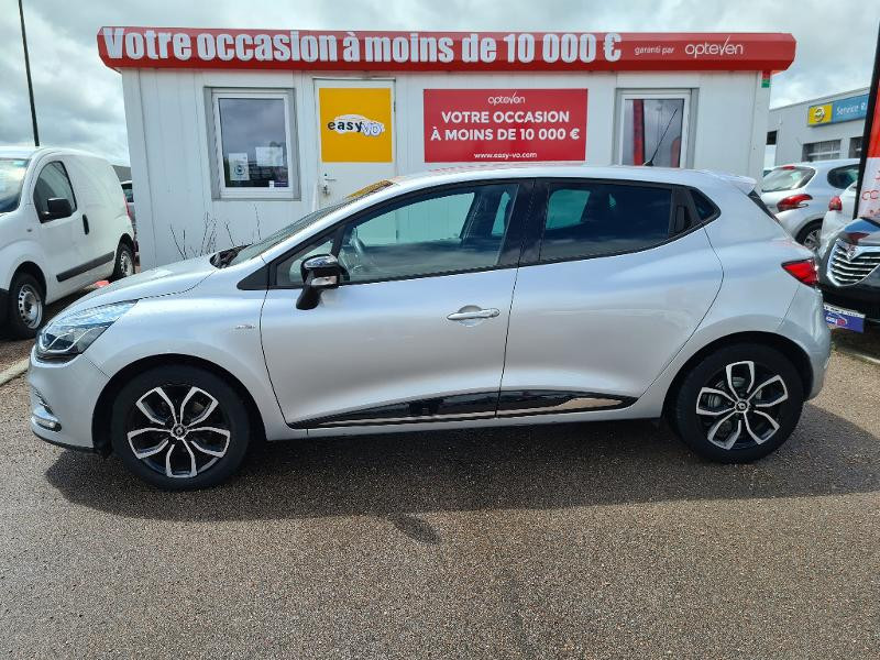 Renault Clio 0.9 TCe 75ch energy Limited 5p Euro6c Gris occasion à Barberey-Saint-Sulpice - photo n°3