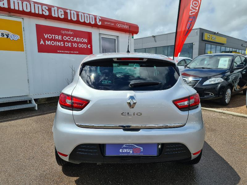 Renault Clio 0.9 TCe 75ch energy Limited 5p Euro6c Gris occasion à Barberey-Saint-Sulpice - photo n°5