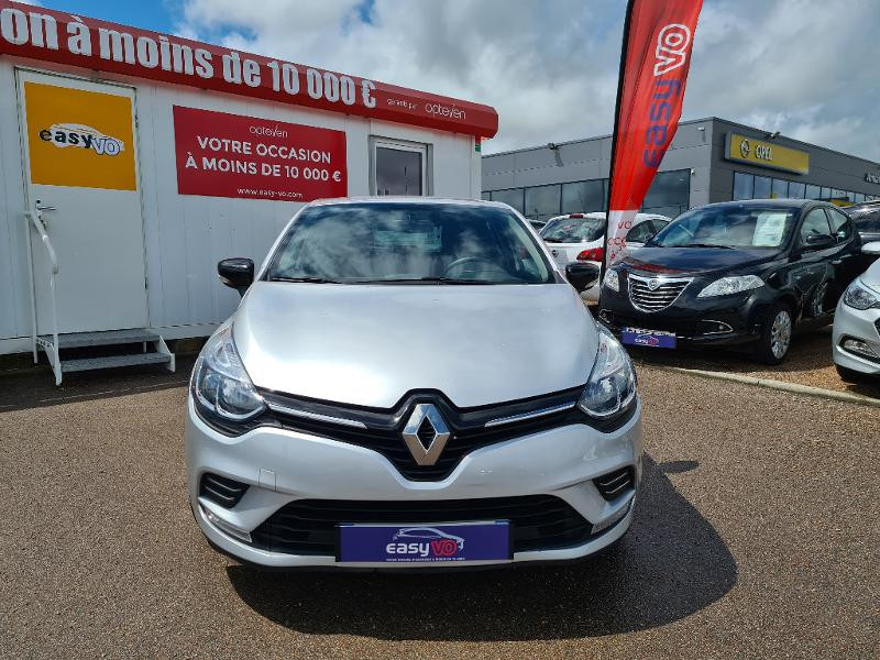 Renault Clio 0.9 TCe 75ch energy Limited 5p Euro6c Gris occasion à Barberey-Saint-Sulpice - photo n°2