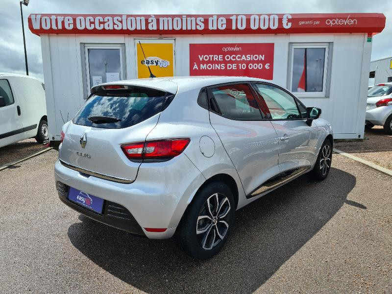 Renault Clio 0.9 TCe 75ch energy Limited 5p Euro6c Gris occasion à Barberey-Saint-Sulpice - photo n°4