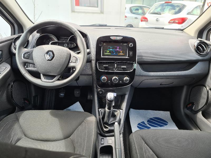 Renault Clio 0.9 TCe 75ch energy Limited 5p Euro6c Gris occasion à Barberey-Saint-Sulpice - photo n°7