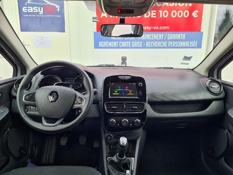 Renault Clio 0.9 TCe 75ch energy Limited 5p Euro6c Gris occasion à Sens - photo n°7