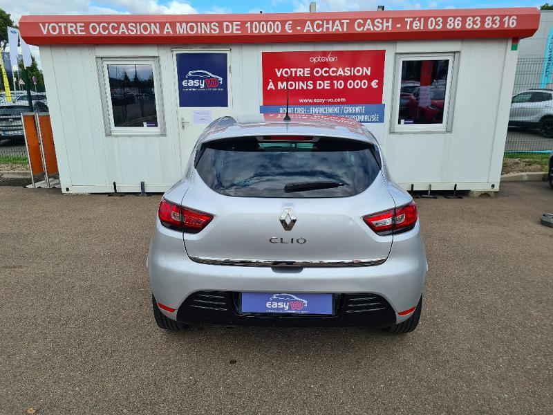 Renault Clio 0.9 TCe 75ch energy Limited 5p Euro6c Gris occasion à Sens - photo n°4