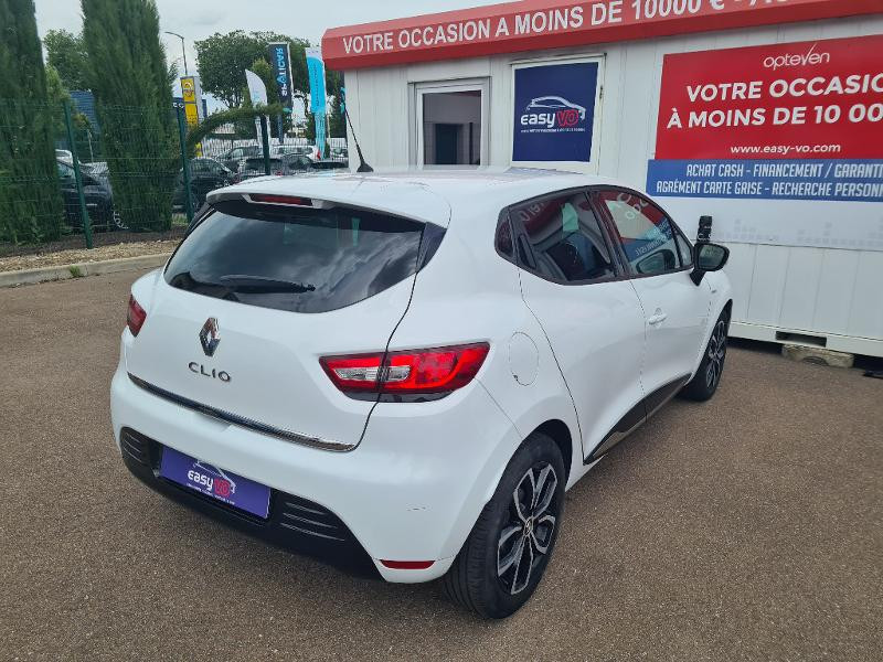 Renault Clio 0.9 TCe 75ch energy Limited 5p Euro6c Blanc occasion à Sens - photo n°6
