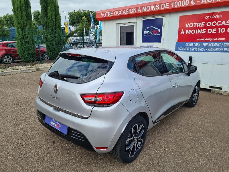 Renault Clio 0.9 TCe 75ch energy Limited 5p Euro6c Gris occasion à Sens - photo n°6