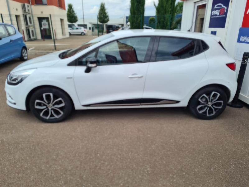 Renault Clio 0.9 TCe 75ch energy Limited 5p Euro6c Blanc occasion à Sens - photo n°3