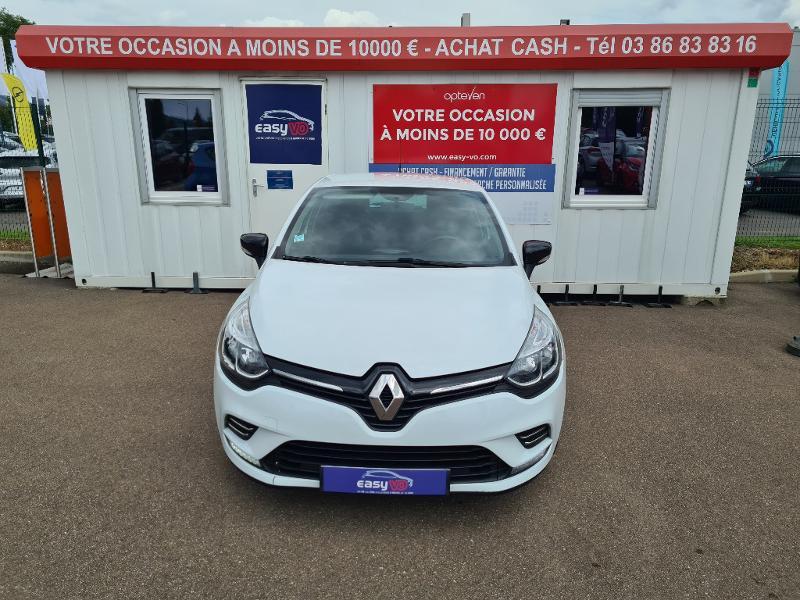 Renault Clio 0.9 TCe 75ch energy Limited 5p Euro6c Blanc occasion à Sens - photo n°2