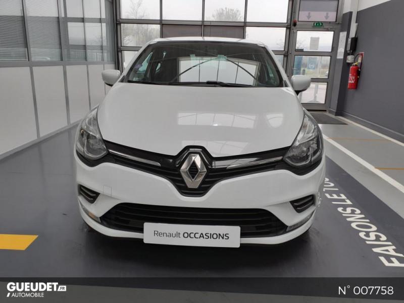 Renault Clio 0.9 TCe 75ch energy Trend 5p Euro6c Blanc occasion à Saint-Just - photo n°2