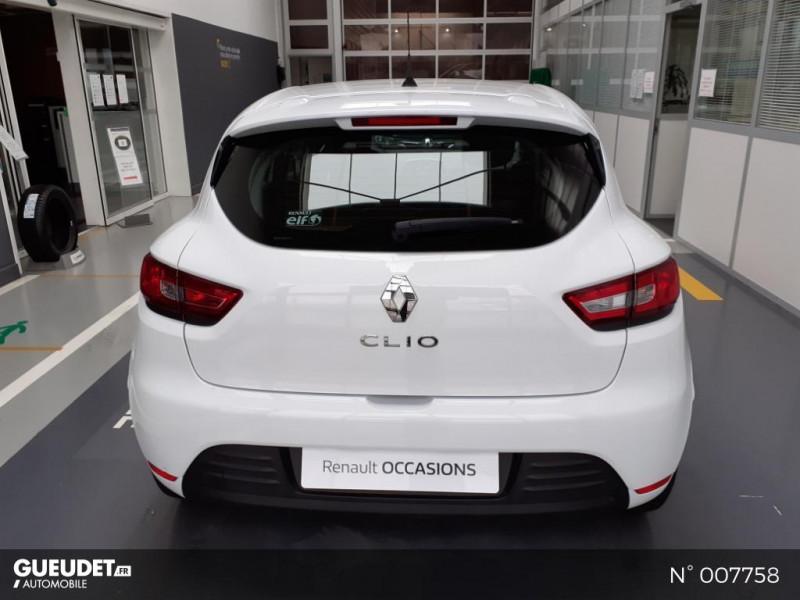 Renault Clio 0.9 TCe 75ch energy Trend 5p Euro6c Blanc occasion à Saint-Just - photo n°3