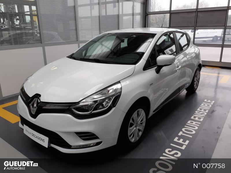 Renault Clio 0.9 TCe 75ch energy Trend 5p Euro6c Blanc occasion à Saint-Just