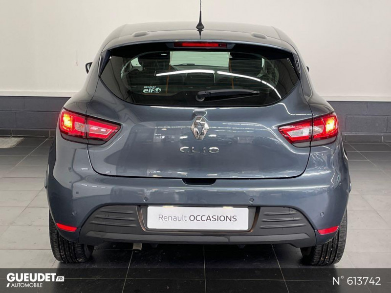 Renault Clio 0.9 TCe 90ch energy Business 5p Euro6c Gris occasion à Rivery - photo n°3
