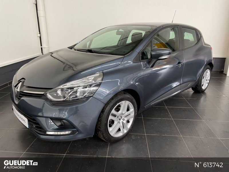 Renault Clio 0.9 TCe 90ch energy Business 5p Euro6c Gris occasion à Rivery