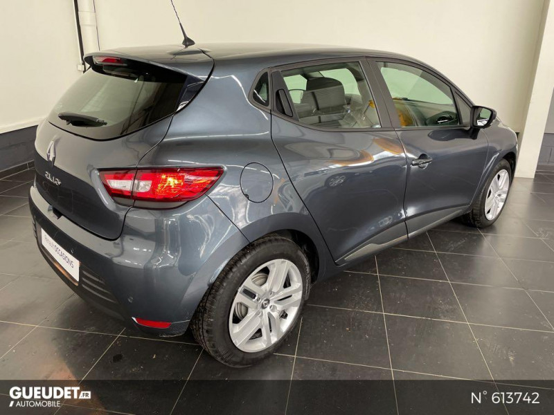 Renault Clio 0.9 TCe 90ch energy Business 5p Euro6c Gris occasion à Rivery - photo n°6
