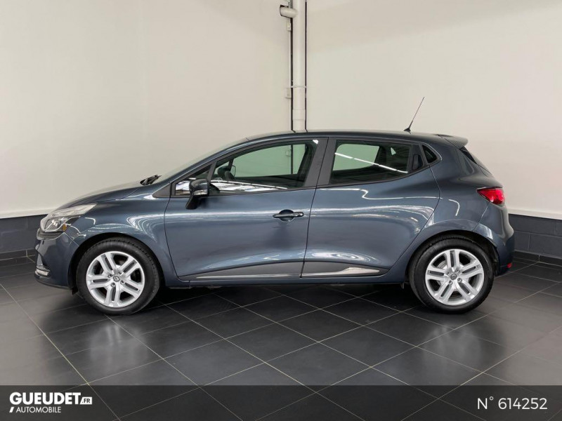 Renault Clio 0.9 TCe 90ch energy Business 5p Euro6c Gris occasion à Rivery - photo n°8