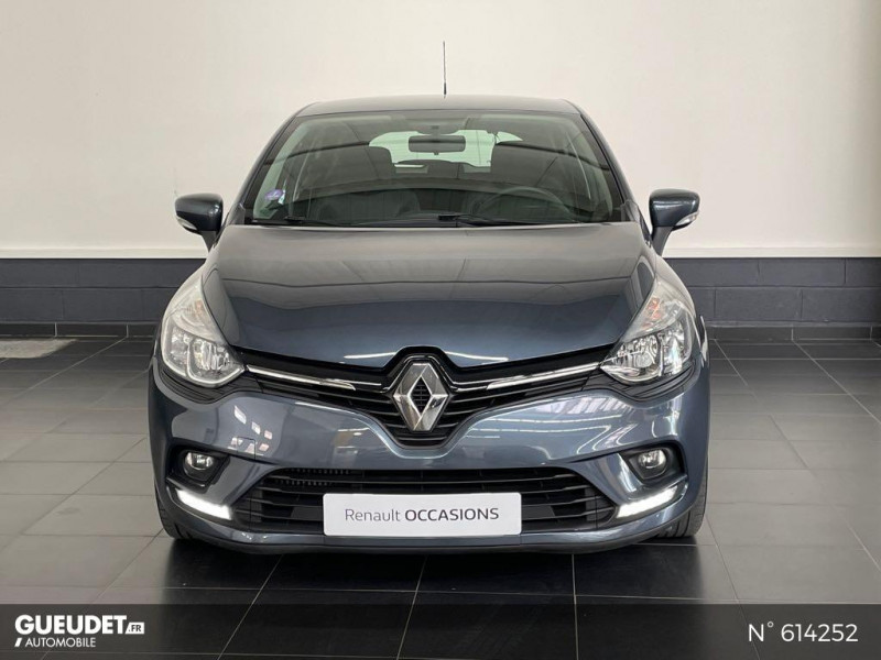 Renault Clio 0.9 TCe 90ch energy Business 5p Euro6c Gris occasion à Rivery - photo n°2