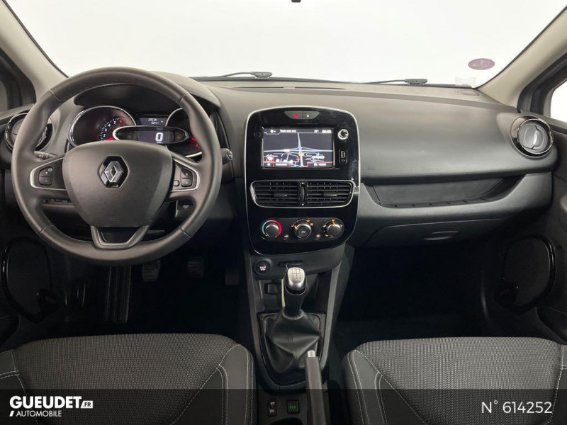 Renault Clio 0.9 TCe 90ch energy Business 5p Euro6c Gris occasion à Rivery - photo n°10