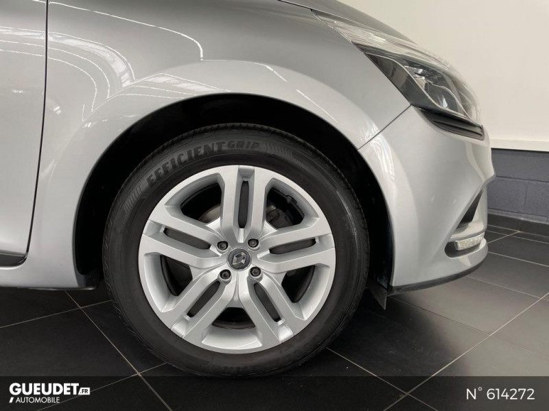Renault Clio 0.9 TCe 90ch energy Business 5p Euro6c Gris occasion à Rivery - photo n°9