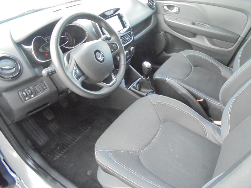 Renault Clio 0.9 TCe 90ch energy Business 5p GPS Gris occasion à Vert-Saint-Denis - photo n°7