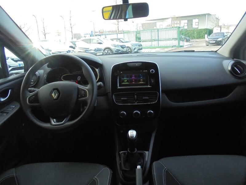 Renault Clio 0.9 TCe 90ch energy Business 5p GPS Gris occasion à Vert-Saint-Denis - photo n°4
