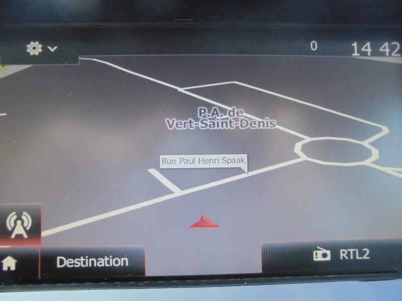 Renault Clio 0.9 TCe 90ch energy Business 5p GPS Gris occasion à Vert-Saint-Denis - photo n°12