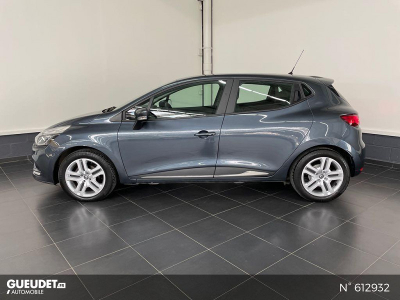 Renault Clio 0.9 TCe 90ch energy Business 5p Gris occasion à Rivery - photo n°8