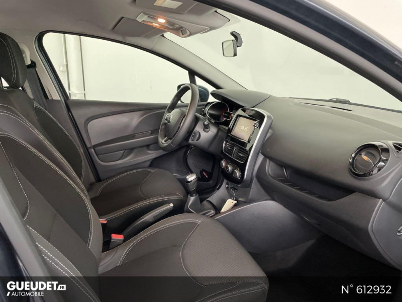 Renault Clio 0.9 TCe 90ch energy Business 5p Gris occasion à Rivery - photo n°4