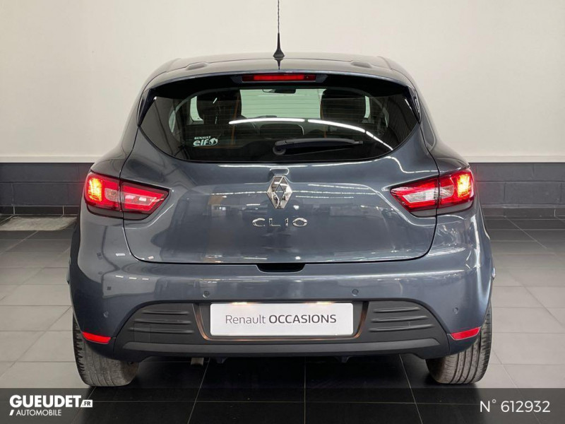 Renault Clio 0.9 TCe 90ch energy Business 5p Gris occasion à Rivery - photo n°3