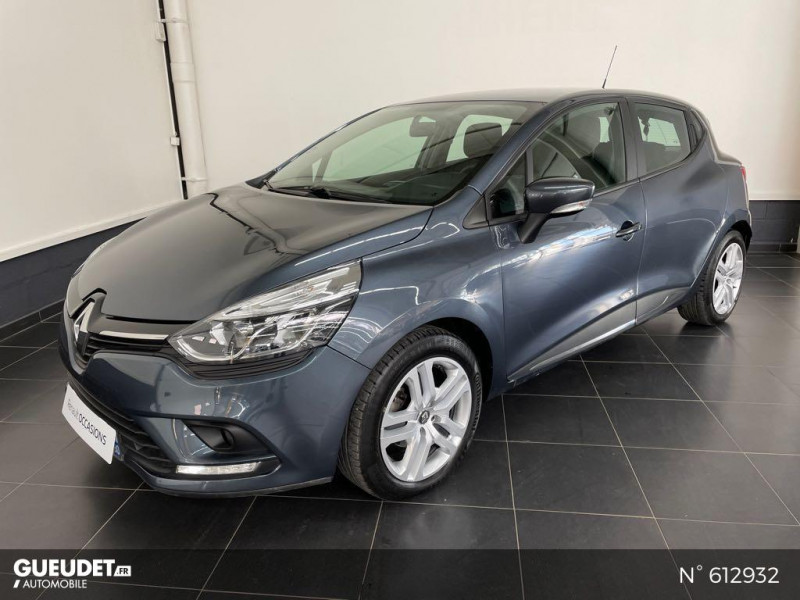 Renault Clio 0.9 TCe 90ch energy Business 5p Gris occasion à Rivery