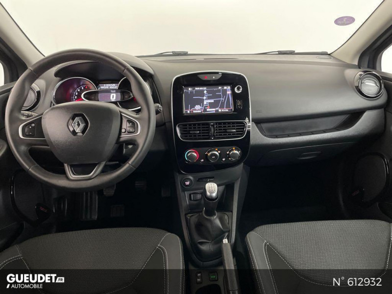 Renault Clio 0.9 TCe 90ch energy Business 5p Gris occasion à Rivery - photo n°10