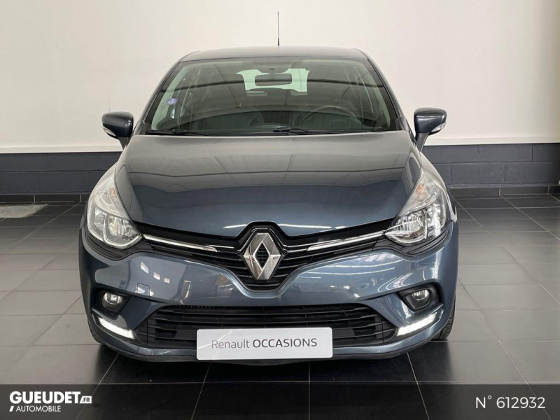 Renault Clio 0.9 TCe 90ch energy Business 5p Gris occasion à Rivery - photo n°2