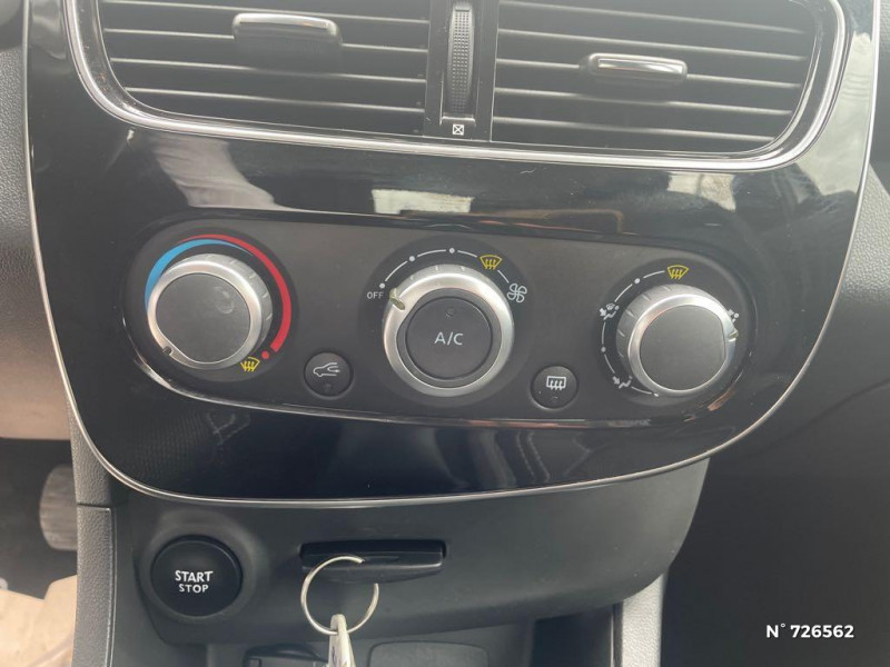 Renault Clio 0.9 TCe 90ch energy Business 5p Gris occasion à Crépy-en-Valois - photo n°13