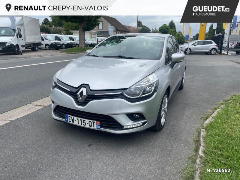 Renault Clio 0.9 TCe 90ch energy Business 5p Gris occasion à Crépy-en-Valois