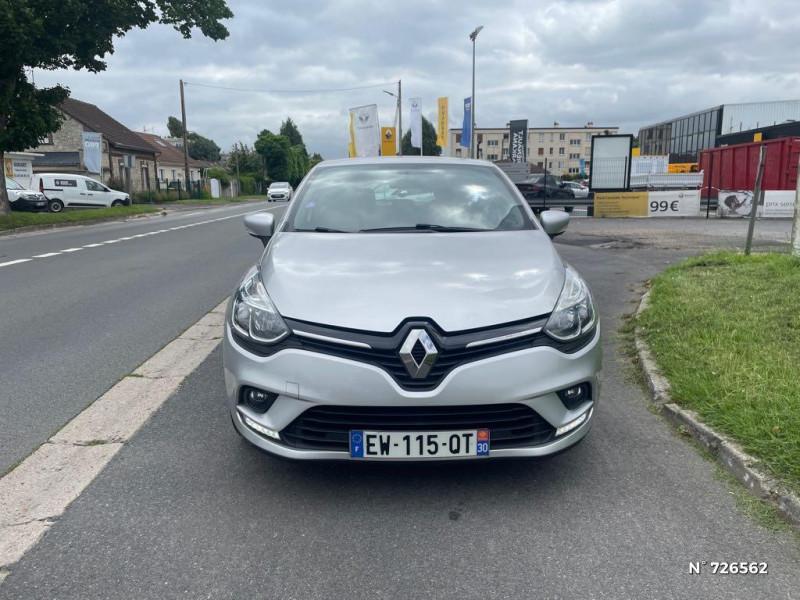Renault Clio 0.9 TCe 90ch energy Business 5p Gris occasion à Crépy-en-Valois - photo n°2