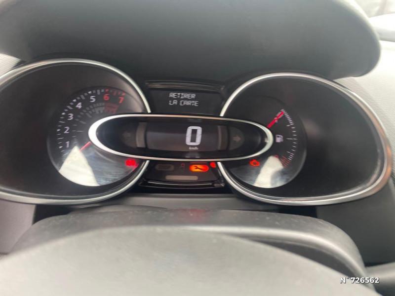 Renault Clio 0.9 TCe 90ch energy Business 5p Gris occasion à Crépy-en-Valois - photo n°12