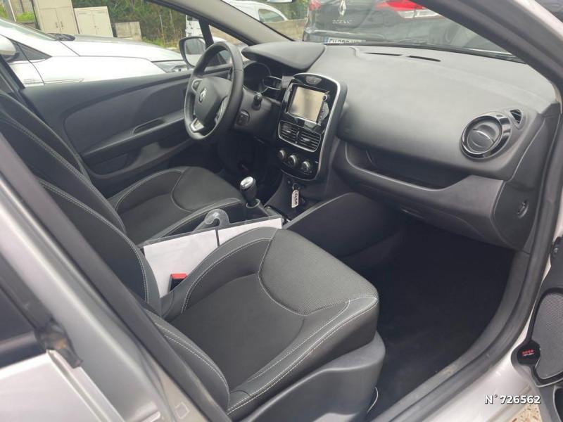 Renault Clio 0.9 TCe 90ch energy Business 5p Gris occasion à Crépy-en-Valois - photo n°4