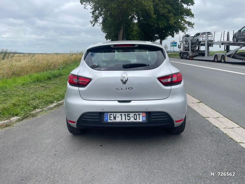 Renault Clio 0.9 TCe 90ch energy Business 5p Gris occasion à Crépy-en-Valois - photo n°3
