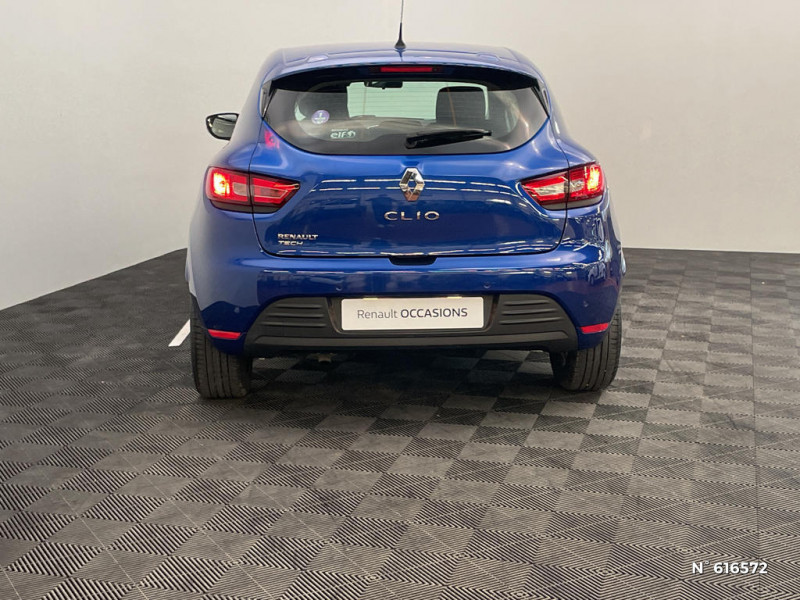 Renault Clio 0.9 TCe 90ch energy Business 5p Bleu occasion à Rivery - photo n°3