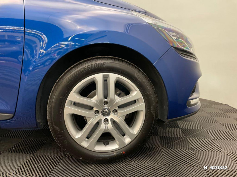 Renault Clio 0.9 TCe 90ch energy Business 5p Bleu occasion à Rivery - photo n°9