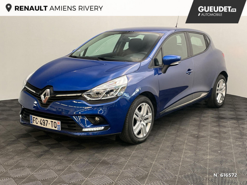 Renault Clio 0.9 TCe 90ch energy Business 5p Bleu occasion à Rivery