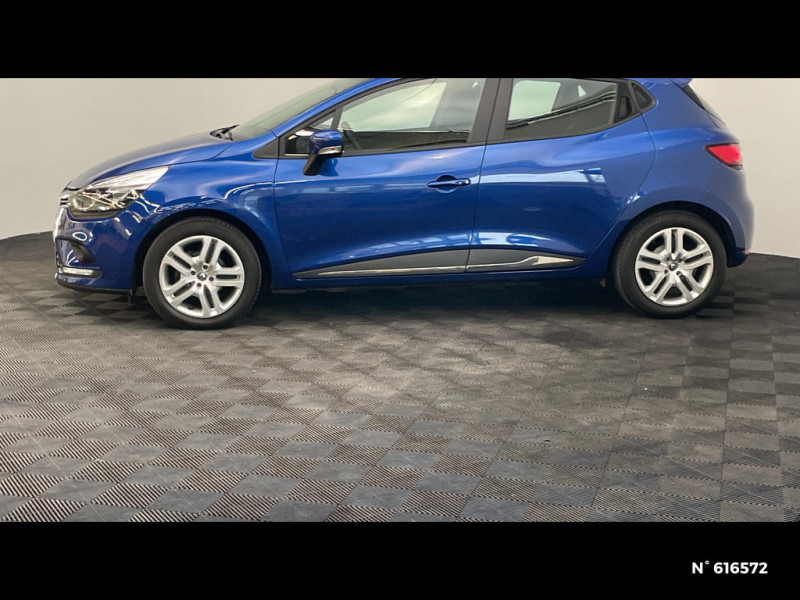Renault Clio 0.9 TCe 90ch energy Business 5p Bleu occasion à Rivery - photo n°8