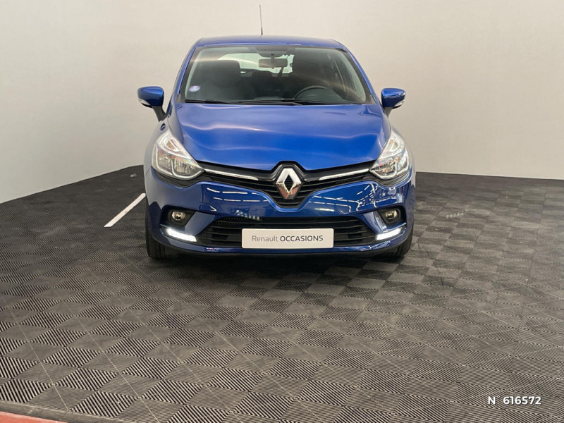 Renault Clio 0.9 TCe 90ch energy Business 5p Bleu occasion à Rivery - photo n°2