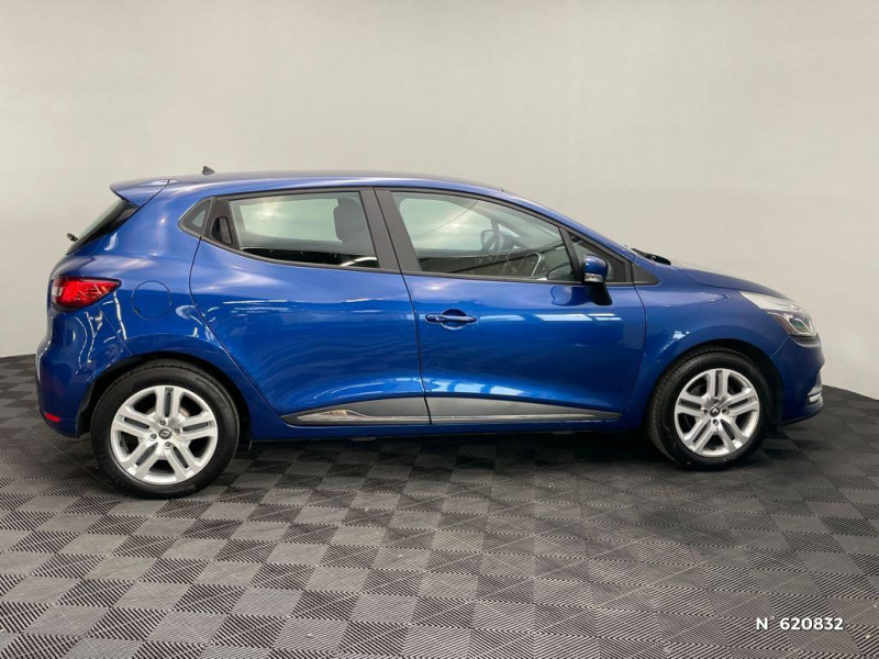 Renault Clio 0.9 TCe 90ch energy Business 5p Bleu occasion à Rivery - photo n°7