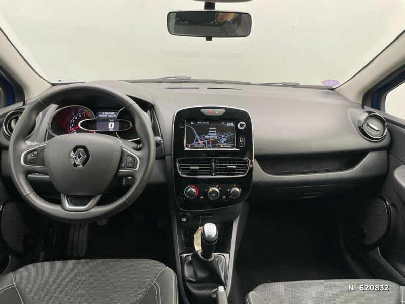 Renault Clio 0.9 TCe 90ch energy Business 5p Bleu occasion à Rivery - photo n°10