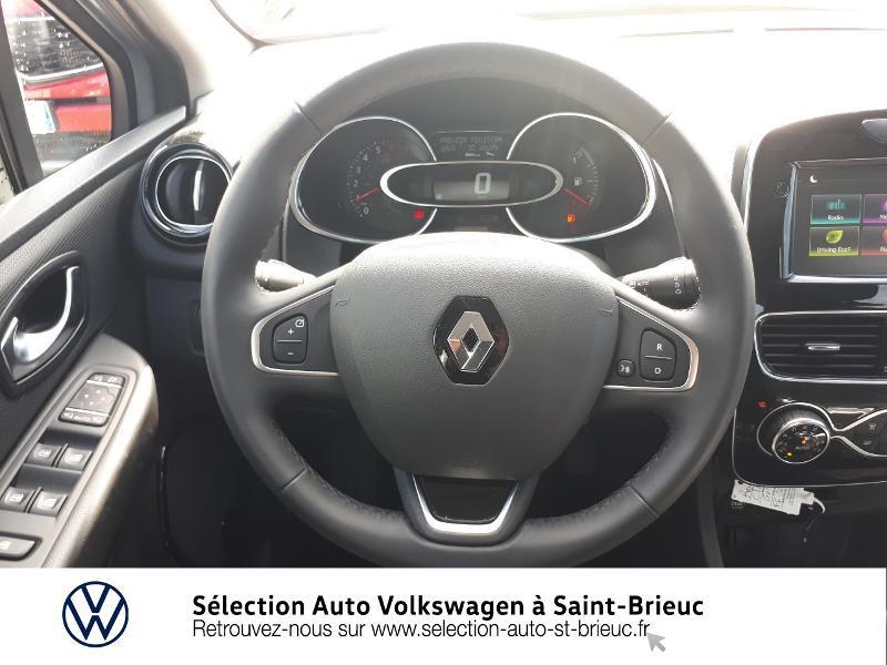 Renault Clio 0.9 TCe 90ch energy Intens 5p Euro6c Gris occasion à Saint Brieuc - photo n°7