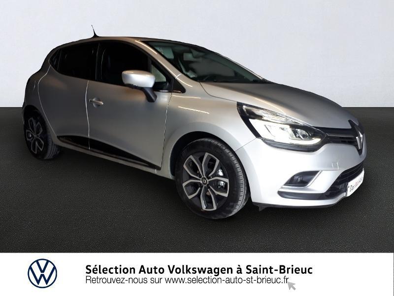 Renault Clio 0.9 TCe 90ch energy Intens 5p Euro6c Gris occasion à Saint Brieuc