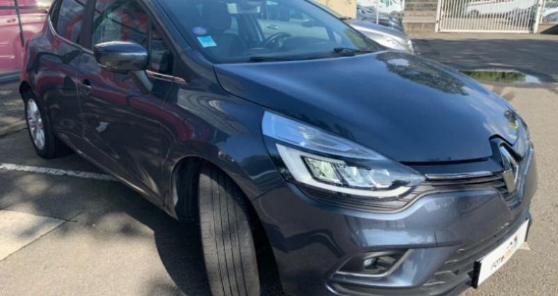 Renault Clio 0.9 TCE 90CH ENERGY INTENS 5P Gris occasion à REZE - photo n°7