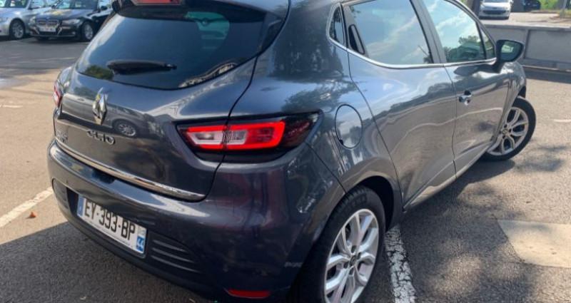 Renault Clio 0.9 TCE 90CH ENERGY INTENS 5P Gris occasion à REZE - photo n°5