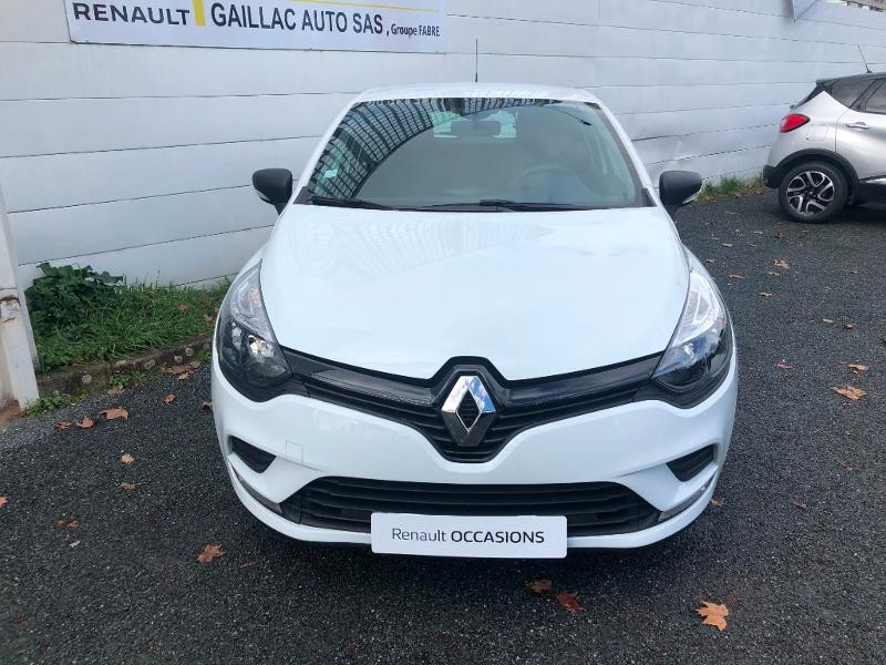 Renault Clio 0.9 TCe 90ch energy Trend 5p Euro6c Blanc occasion à Albi - photo n°2