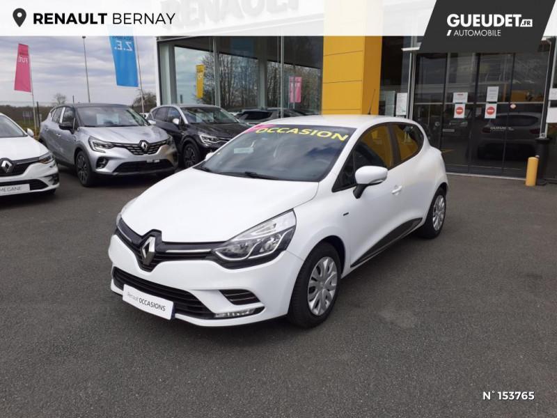 Renault Clio 0.9 TCe 90ch Intens 5p Blanc occasion à Bernay