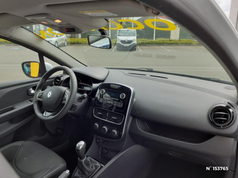 Renault Clio 0.9 TCe 90ch Intens 5p Blanc occasion à Bernay - photo n°4